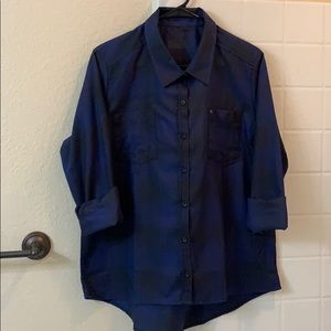 Hurley button-up